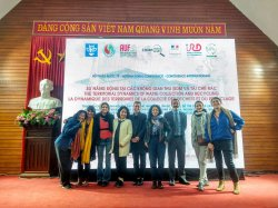 "Scientific Conference & Operational Workshop (provisional program)<br>""The territorial dynamics of waste collecting and recycling : experience exchange and innovative solutions (Vietnam, Indonesia, India, Brazil)"""